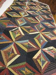 Another Quilt in Progress | String quilts, Dark backgrounds and Chains & Another Quilt in Progress Adamdwight.com