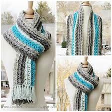 Caron Cakes Patterns Unique Ravelry Ocean Waves Scarf Pattern By CrochetDreamz