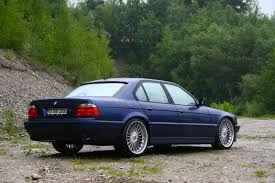 BMW Convertible bmw e38 specs : Alpina B12 (E38) 6.0 (430 Hp) Technical specifications and fuel ...
