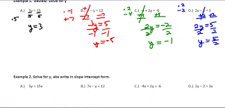 unit 3 lesson 14 solving literal equations day 1