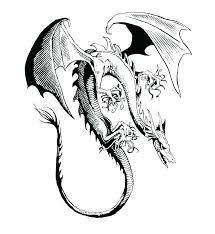 Dragon Printable Printable New Year Coloring Pages For Kids Dragon