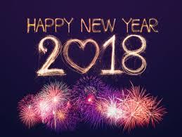 happy new year 2018. Exellent 2018 Happy New Year 2018 In