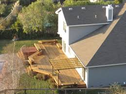 backyard deck design. Backyard Deck Design