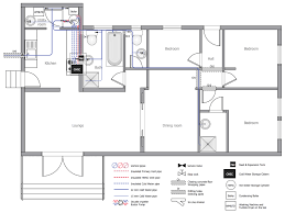 full size of dining room charming sample building plan 18 housens floorn conceptdraw samples plumbing and