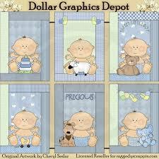 Precious Baby Boy Cards Printables 1 00 Dollar Graphics Depot