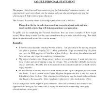 Personal Essay For Scholarship Writing Background Essays Academic
