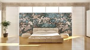 Berückend Wandgestaltung Wohnzimmer Braun Ideen 3111