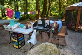 Camping Kitchen Ladybugs Landing Camping Kitchen
