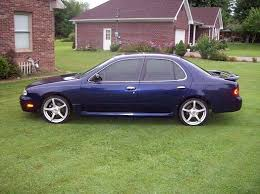1996 Nissan Altima 3 500 Or Best Offer 100031125 Custom