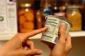 Image result for reading food labels