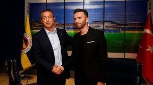 Başkanımız Ali Y. Koç'tan Gökhan Gönül'e teşekkür - Fenerbahçe Spor Kulübü
