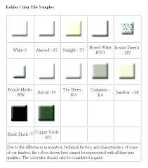 Kohler Toilet Seat Color Chart Karabukhaber Info