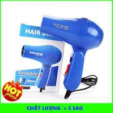 Máy Sấy Tóc Hair Dryer Nhỏ Gọn - SIÊU CHẤT LƯỢNG