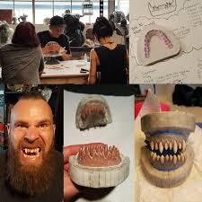 dental acrylic teeth fx