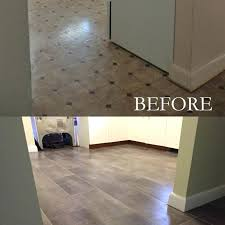 can you lay tile over linoleum can you install ceramic floor tile over linoleum how to
