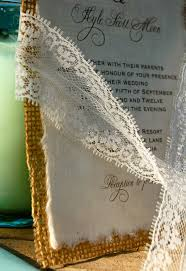 Burlap And Lace Wedding Invitations Diy Burlap And Lace Wedding Invitations Diy Design Ideas