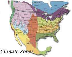 Growing Zone Chart Usa Lawn Grass Planting Climate Zone Maps For Choosing Type Of Grass