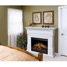 dimplex es electric fireplace in white gds30 1086w