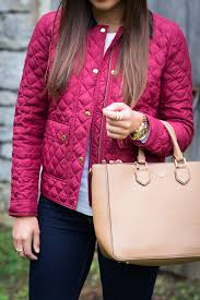 Quilted Jacket | Quilted jacket, Barbour and Southern & Fall fashion · barbour jacket, quilted ... Adamdwight.com