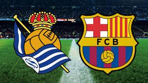 Real Sociedad vs FC Barcelona Supercopa ...