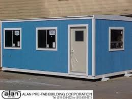 small portable office. Portable Office, Modular Building, Skid Mounted Prefab Prefabricated Building Small Office T