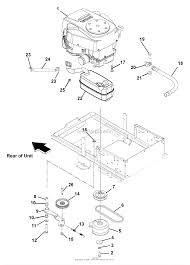 Engine exhaust belts and idlers diagram gif
