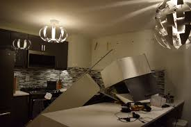 our cabinets fell off the wall while i was in the kitchen album kitty cat tax edit just gonna answer some questions that people have my boyfriend owns the apartment it is in a co op we hired a licensed contractor to