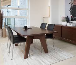 walnut dining table from denmark pin it button modern oak rectangular modern rectangular t49 modern