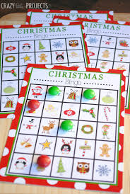 22 Fun Christmas Games to Play With the Family - Homemade ...