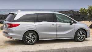 2018 honda minivan. plain minivan 2018 honda odyssey  everything you ever wanted to see  allnew  touring elite on honda minivan