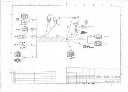 simple wiring diagram for 250 car wiring diagram download Simple Wiring Diagram For Chopper basic chinese atv wiring diagram vw golf 5 fuse box entrancing tao simple wiring diagram for 250 complete electrics wire harness wiring cdi stator 200 250 wiring diagram for chopper