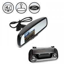RVS Systems RVS-718F150 420 TVL Analog Backup Camera System For Ford ...
