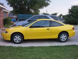 2003 Chevrolet Cavalier coupe (j) – pictures, information and ...