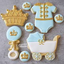 Baby Shower Theme For A Prince  Baby Shower DIYPrince Themed Baby Shower Centerpieces