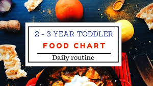 Two Years Baby Food Chart Food Chart Daily Routine For 2 3 Year Toddler Indian Toddler Food Chart Daily Routine