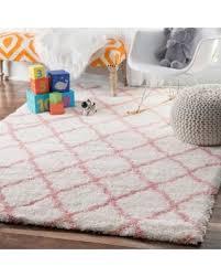 kids nursery rugs nuloom soft and plush cloudy trellis kids nursery baby pink rug 5