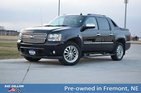 Pre-Owned 2009 Chevrolet Avalanche LTZ Crew Cab in Fremont ...
