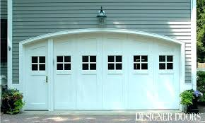 walk thru garage doors walk through