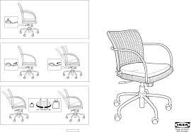 gregor swivel chair