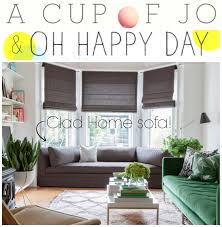 The Bay Living Room Furniture Rosa Beltran Design Clad Home Featured On Oh Happy Day And A Cup