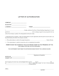 Business Letter Template Authorization Fresh Fresh Authorisation ...