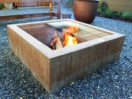 20 Modern Fire Pits That Will Ignite The Style Of Your BackyardModern Fire Pit