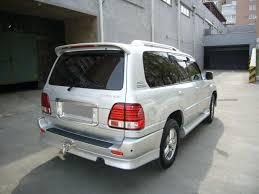 Used 2007 Toyota LAND Cruiser Cygnus Photos, 4700cc., Gasoline ...