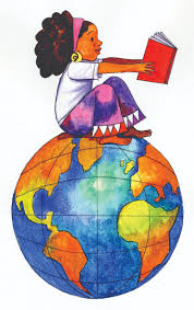 Image result for black children reading