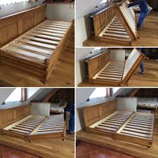 Design Folding Bed Village Style Folding Double Bed Diy Sofa Bed Design