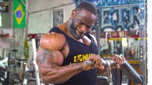 reverse wrist curls w johnnie o jackson mutant in a minute all bodybuilding