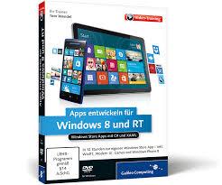 Cover App Windows Apps Entwickeln Für Windows 8 Und Rt Mit C Und Xaml