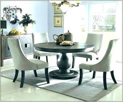white round pedestal dining table set room whitewashed tab oval