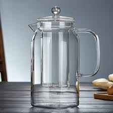 clear glass teapot with infuser pyrex glass teapot heat resistant glass teapot pictures photos