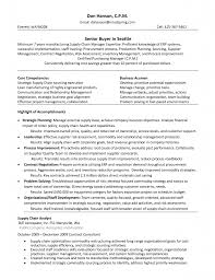 Best Strategic Sourcing Resume Pictures Inspiration Entry Level